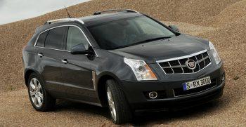 875676465465465465 Тест-драйв люксового кроссовера Cadillac SRX