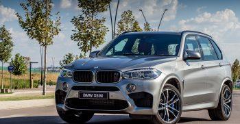 BMW 9879878979 Тест-драйв BMW X5 (F15)