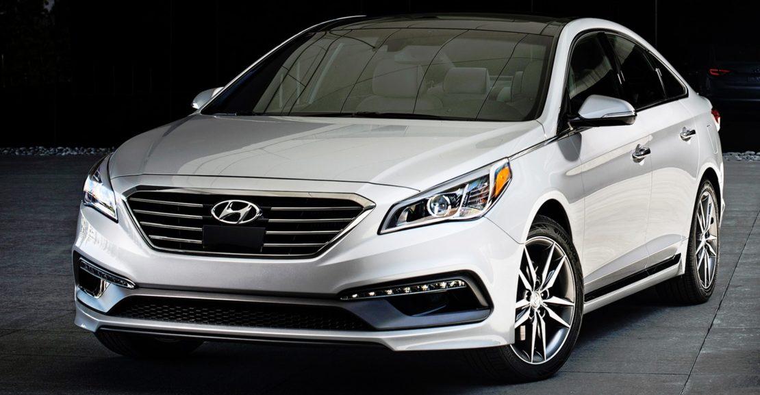 sonata Тест-драйв Hyundai Sonata